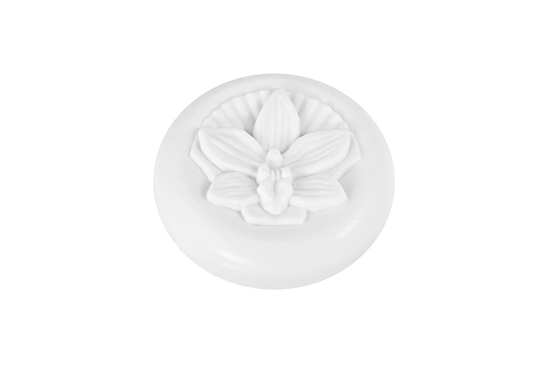 #61660-Round with Lotus flower-125g
