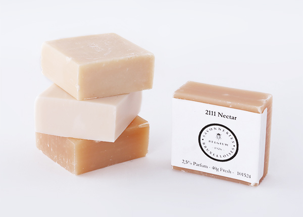 soap making different possibilities of fragrances
